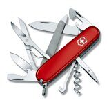 1.3743 Нож Victorinox Mountaineer Red, 91 мм,15 функций,1.3743