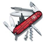 1.7605.T Victorinox CyberTool 29 Red translucent Нож складной, 91 мм, 27 функций, 1.7605.T