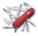 1.3713 Нож Victorinox Huntsman Red, 91мм, 15 функций 1.3713